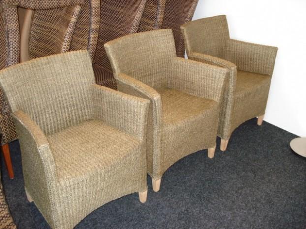 Lloyd Loom katoen stoelen model 3517